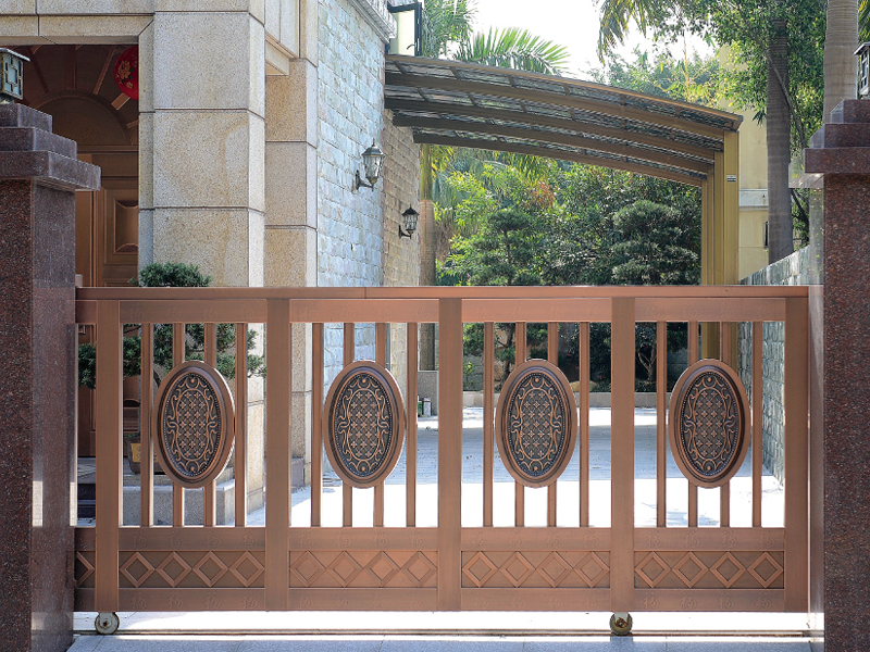 高耐腐蚀性能的铜门是怎么做到的?